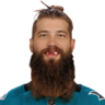 Brent Burns Beard